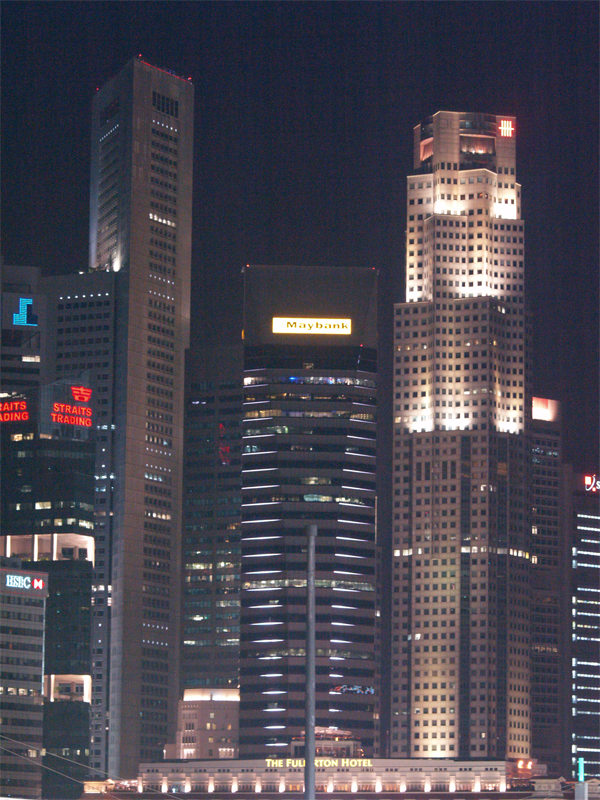 記事:外国人就業規制を強化-シンガポールのイメージ画像