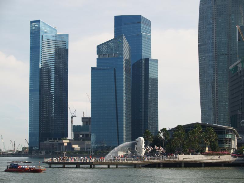 記事:シンガポール、今年の経済成長率予想を1.5-2.5%に縮小のイメージ画像