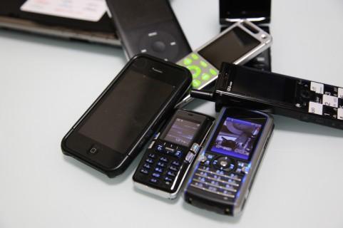 携帯電話イメージ