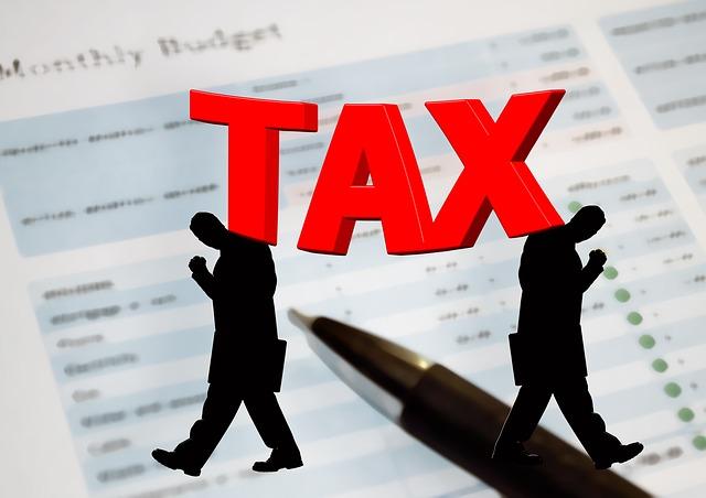 記事:アマゾンが日本に納税へ、企業に課される法人税についてのイメージ画像