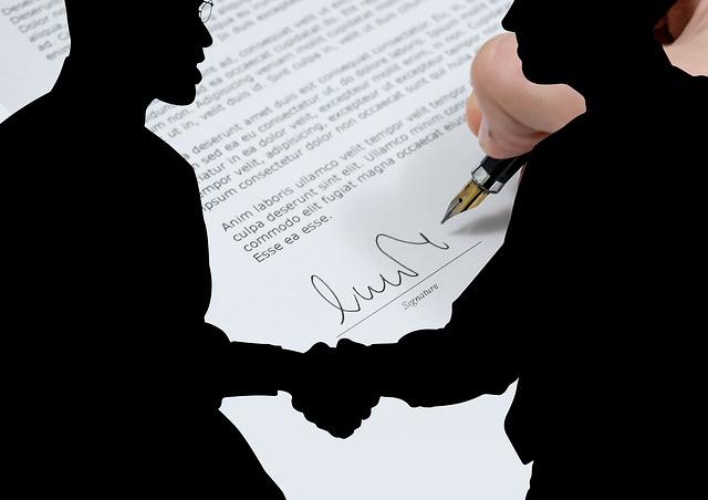 記事:秘密保持契約締結の際の留意点のイメージ画像