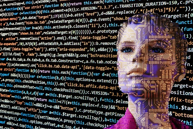 記事:AIが変える業務のかたちのイメージ画像