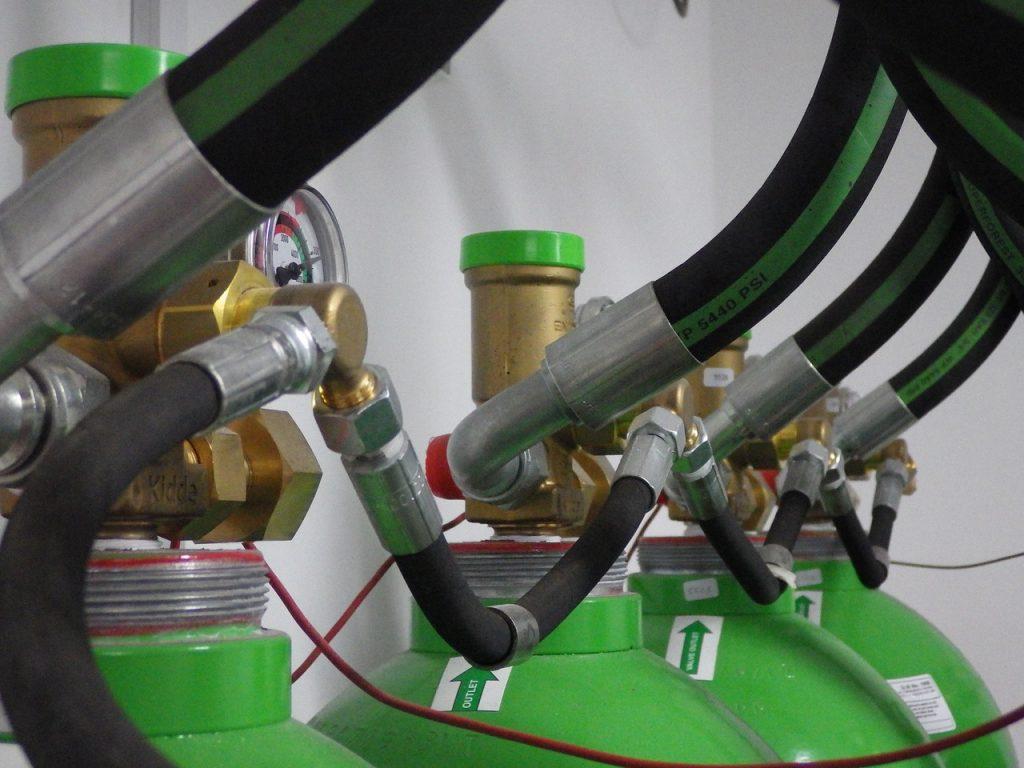 記事:ガス小売化にみる独占禁止法のイメージ画像