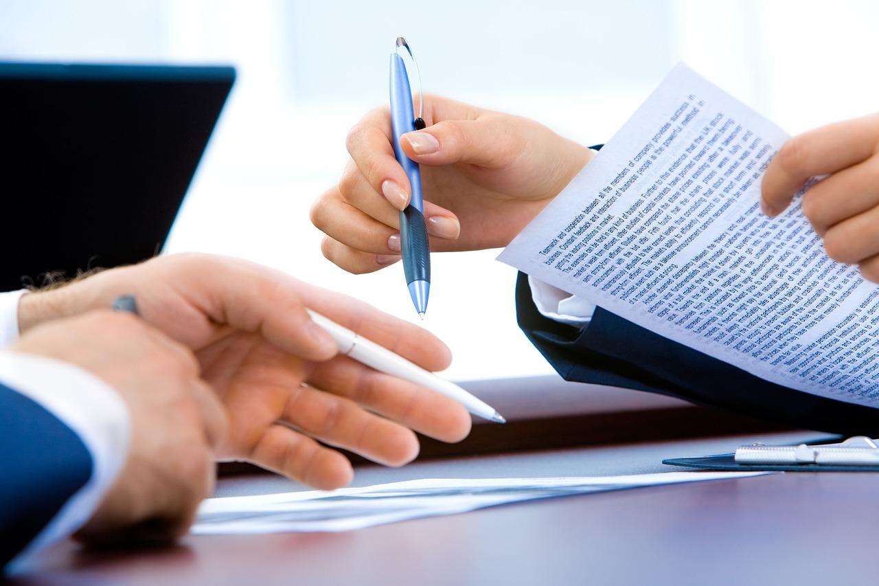 記事:売買契約で気を付けることまとめのイメージ画像